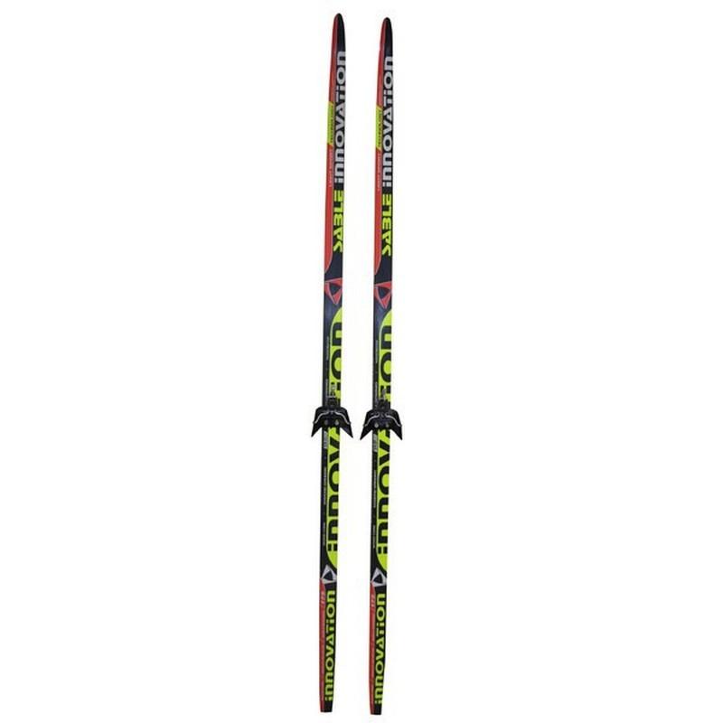 Лыжный комплект STC 75мм (без палок) SNOWWAY