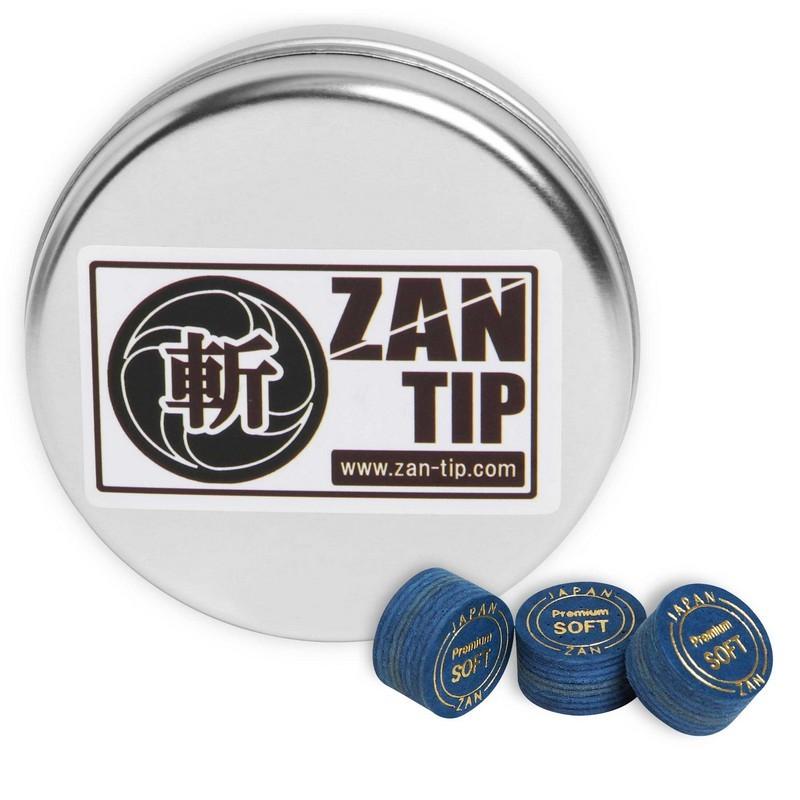Наклейка для кия Zan d14мм Premium Soft 1шт 06852