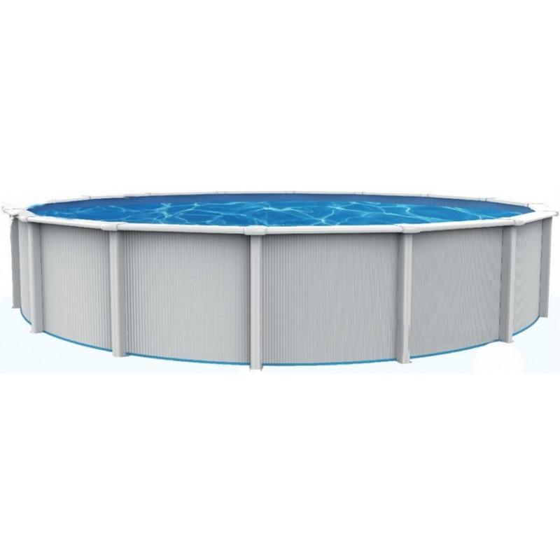Морозоустойчивый бассейн Poolmagic Sky круглый 4.6x1.3 м Basic
