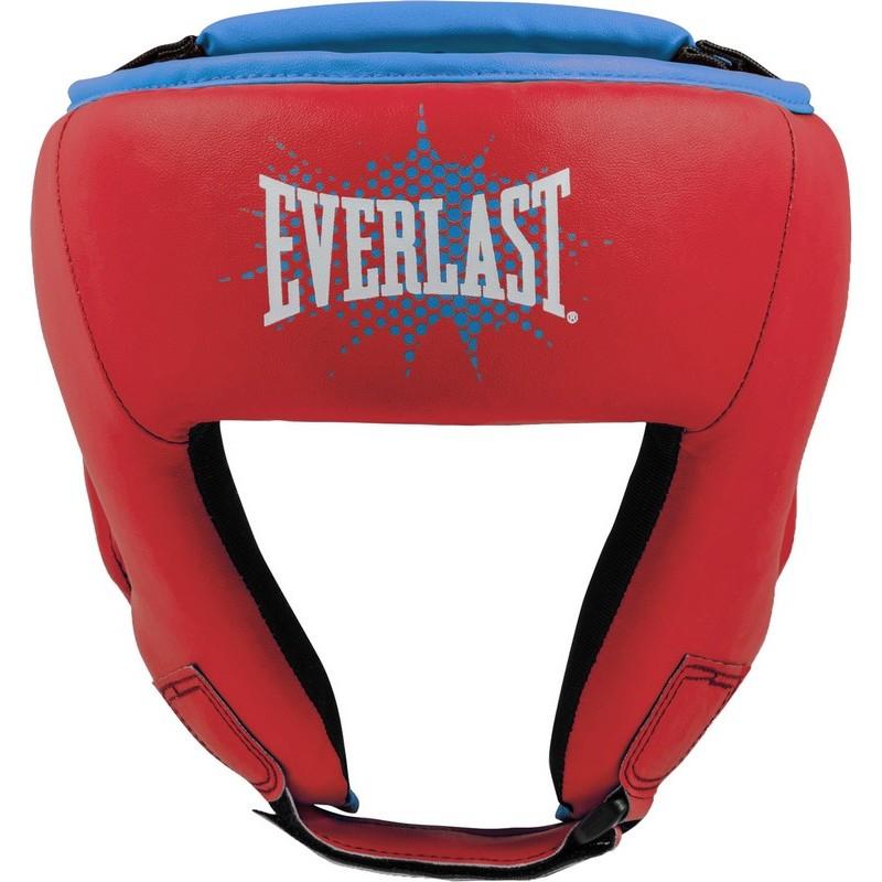 Шлем детский Everlast Prospect P00001647RD красный