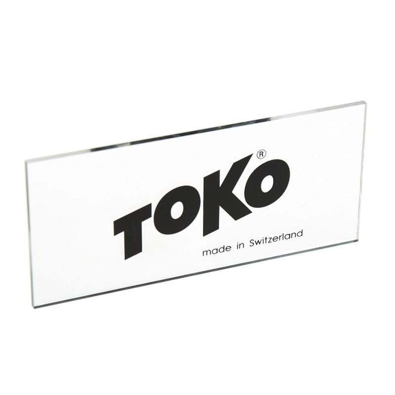 Скребок TOKO (5543814) Plexi Blade (пластиковый, без упаковки, 3 мм.)