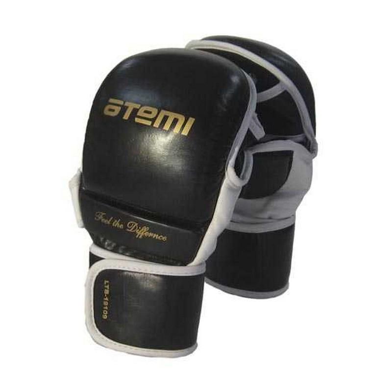 Перчатки для mixfight, натуральная кожа Atemi LTB19109