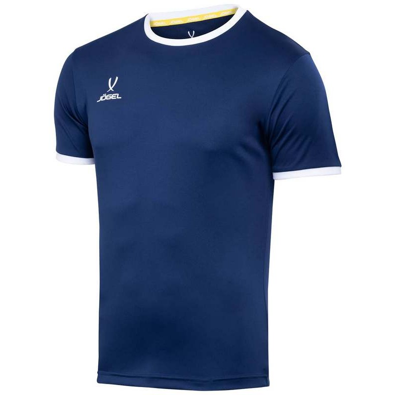 Футболка футбольная J?gel JFT-1020-091, темно-синий/белый