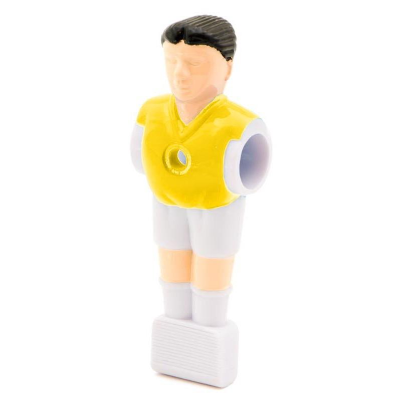 Футболист Roma/Monaco/Rialto/Bavaria/ Maccabi (5ф) 50.101.05.7 желтый