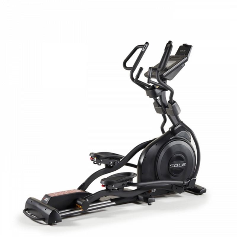 Эллиптический тренажер Sole Fitness E35 2019