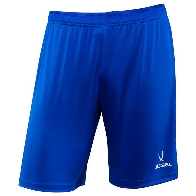 Шорты футбольные J?gel JFT-1120-071-K, синий/белый, детские