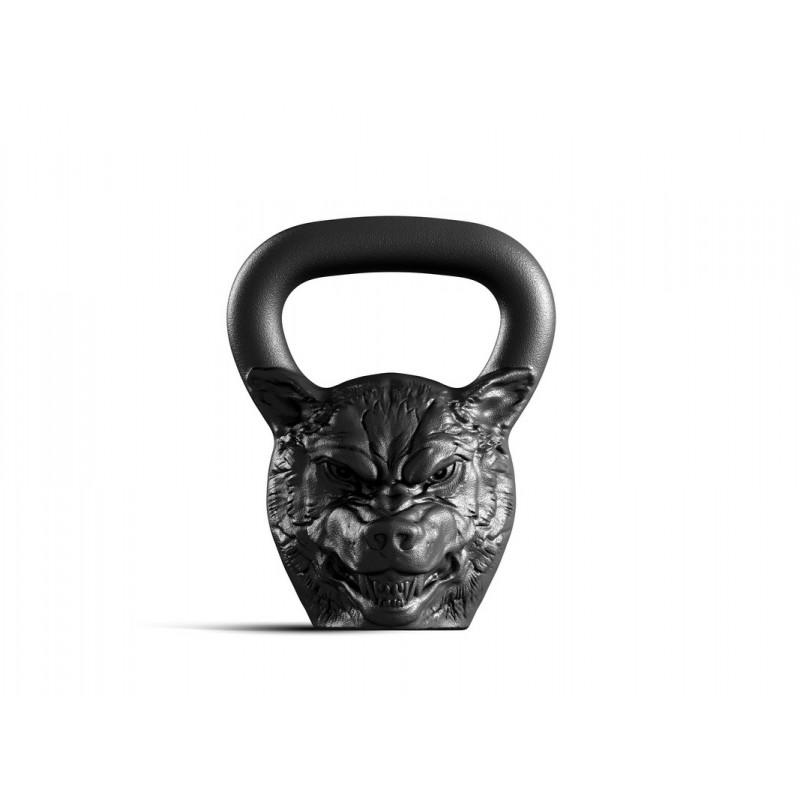 Гиря 16,0 кг Iron Head Волк