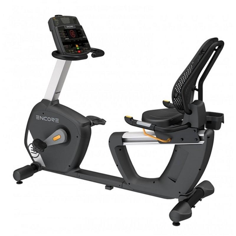 Горизонтальный велотренажер Aerofit ECR7