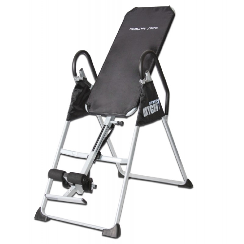 Инверсионный стол домашний Oxygen Fitness Healthy Spine