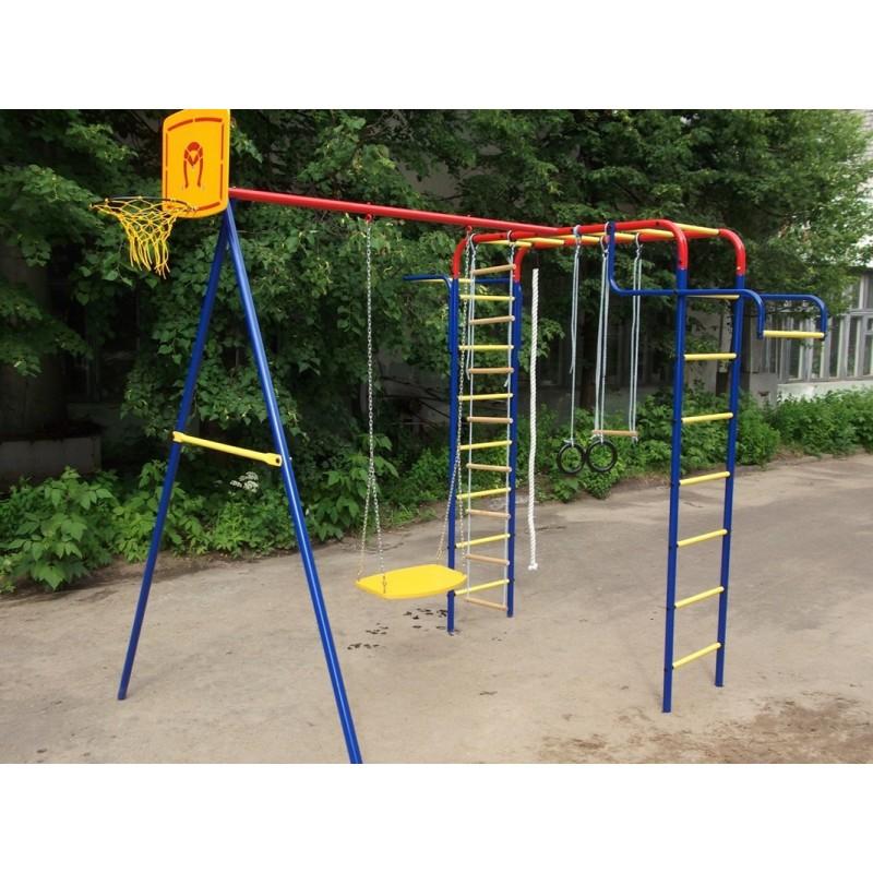Детский спортивный комплекс Пионер Дачный мини ЦК