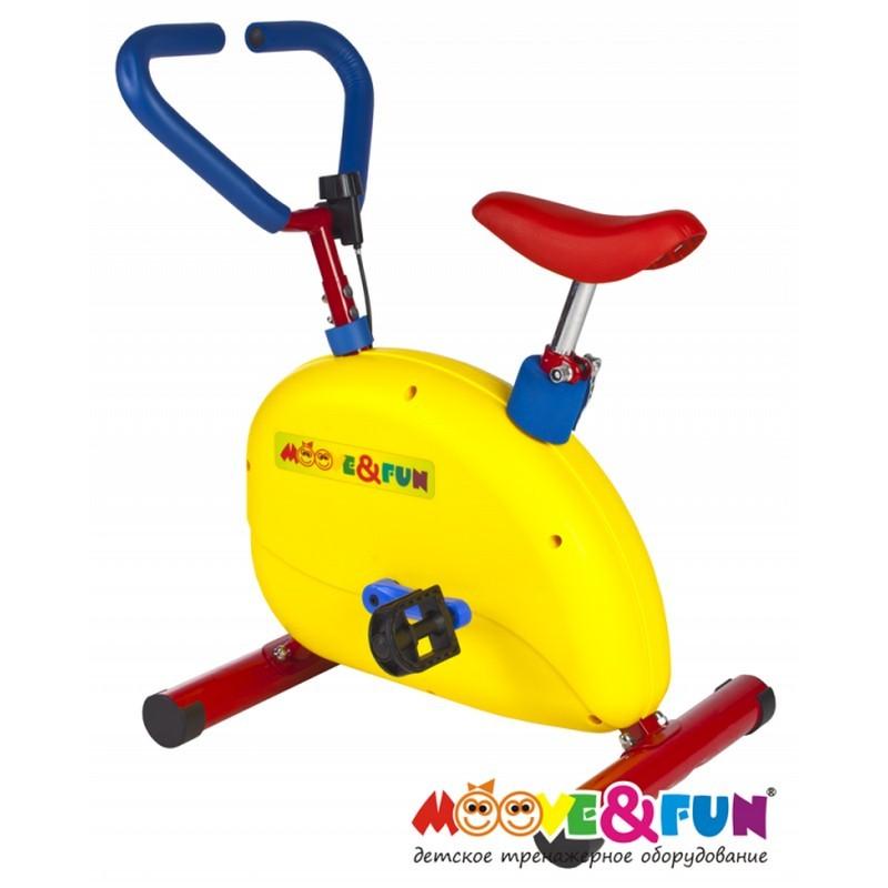 Велотренажер детский Moove Fun SH-002W