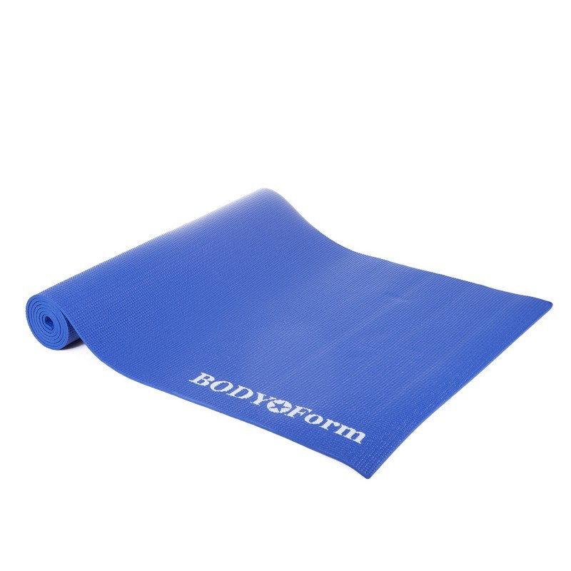 Коврик гимнастический Body Form 173x61x0,3 см BF-YM01 синий