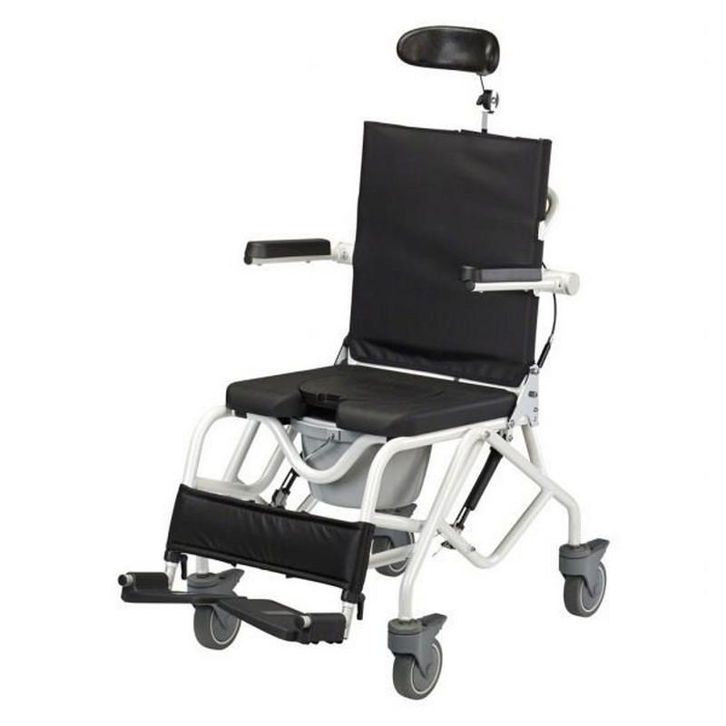 Кресло-коляска инвалидная Titan Deutsch Gmbh Baja с туалетным устройством LY-800-140010