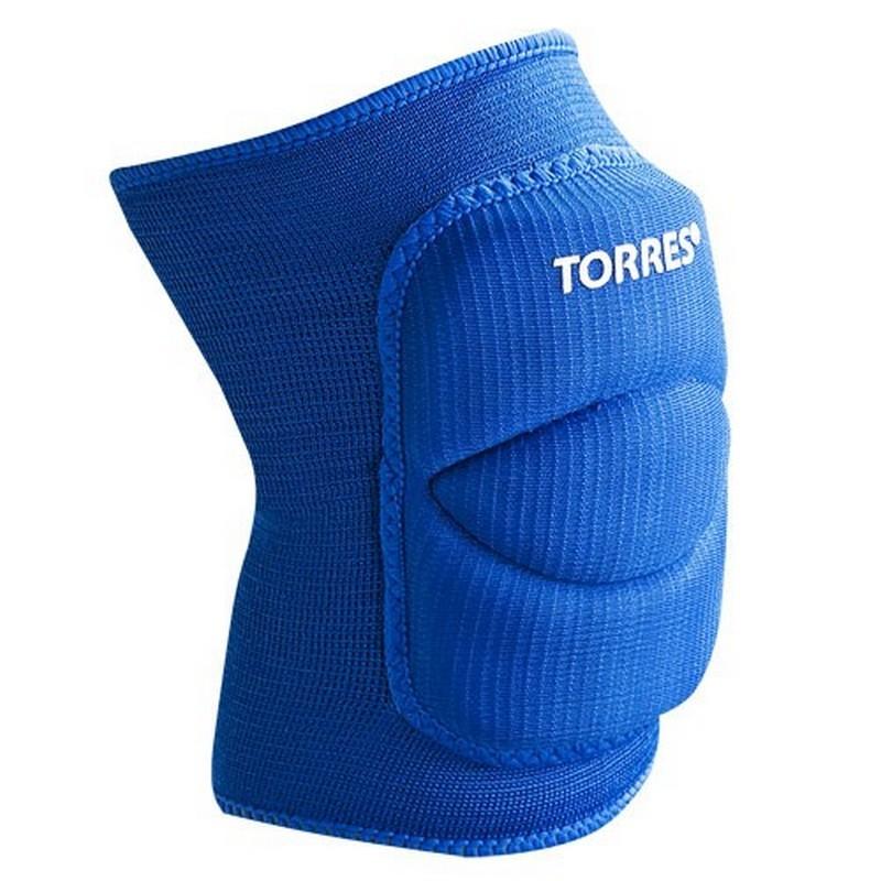 Наколенники спортивные Torres Classic синий