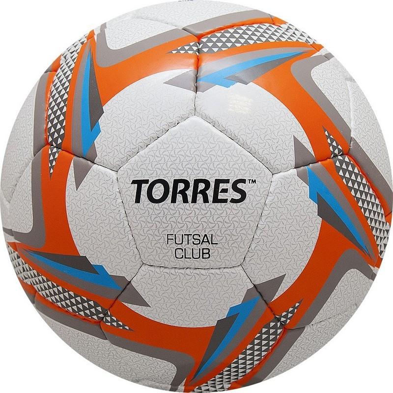 Мяч футзальный Torres Futsal Club F31884 р.4