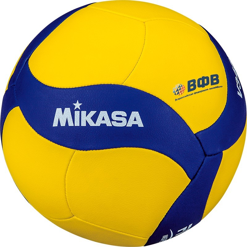 Мяч волейбольный игровой Mikasa V345W р.5