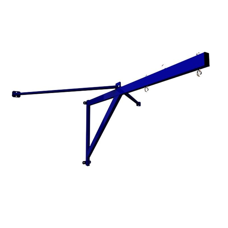 Консоль для канатов и шестов ZSO вынос 2 м