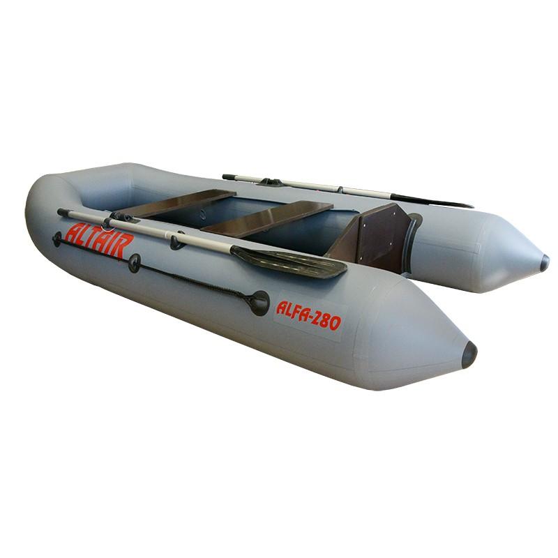 Надувная лодка ПВХ Altair Alfa 280 К