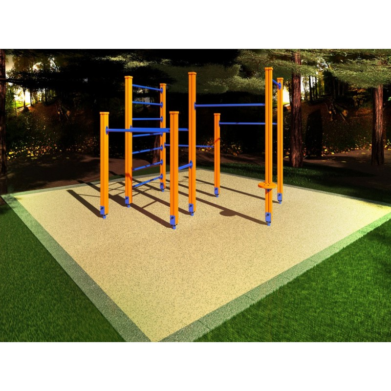 Спортивный комплекс Start Line Fitness № 11 7011