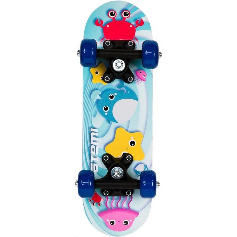 Скейтборд Atemi 17*5 , ASB17D02