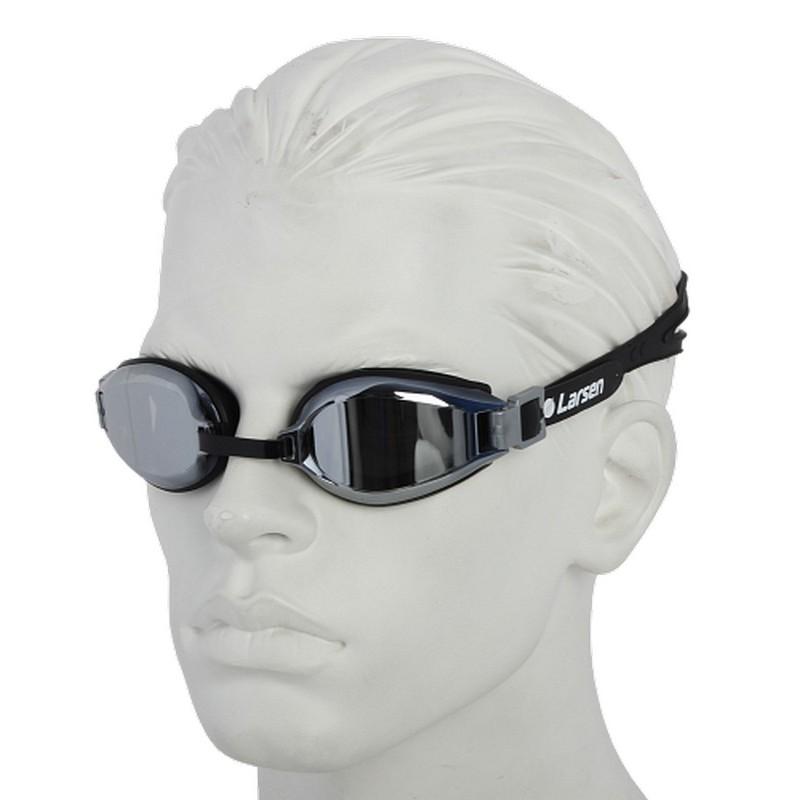 Очки плавательные Larsen R1229UV черный