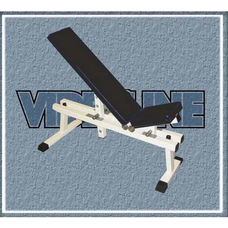 Скамья атлетическая регулируемая (усиленная) Hercules В-007 2299
