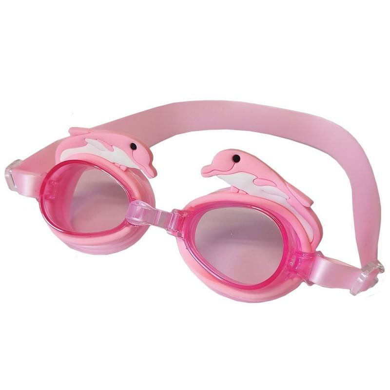 Очки для плавания B31578-2 Розовый