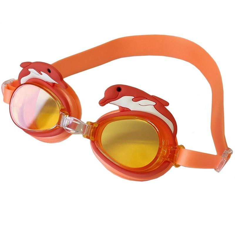 Очки для плавания B31578-4 Оранжевый