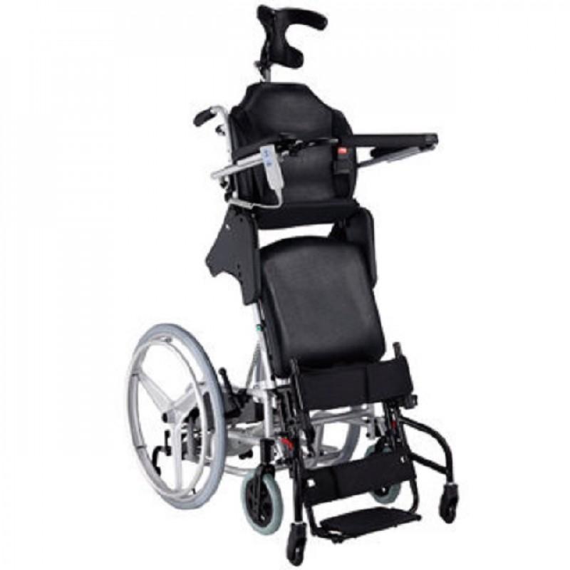 Кресло-коляска инвалидная Titan Deutsch GmbH с вертикализатором (Hero 4) (46см) LY-250-140