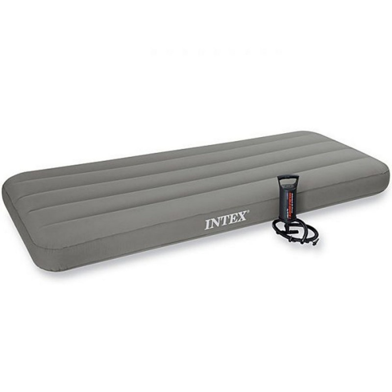 Надувной матрас (кровать) Intex Jr. Twin Rolln Go Aired, 191х76х18 см, 69710