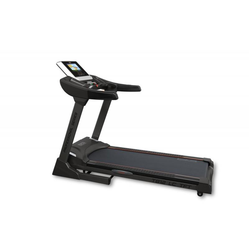 Беговая дорожка коммерческая Bronze Gym T812 LC TFT