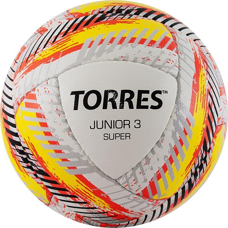 Мяч футбольный Torres Junior-3 Super HS F320303 р.3