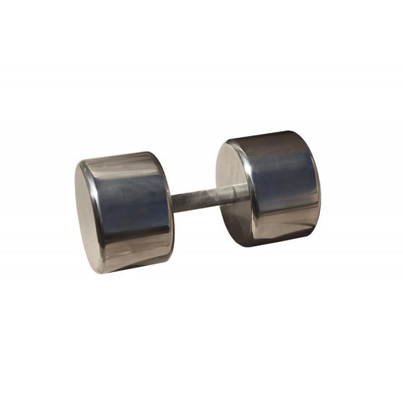 Гантель хромированная ProfiGym 49,5 кг ГНХ -49,5