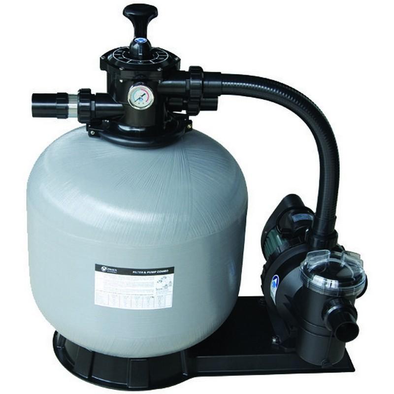 Фильтрационная система AquaViva FSF400 (400mm, 6,48m3/h, верх)