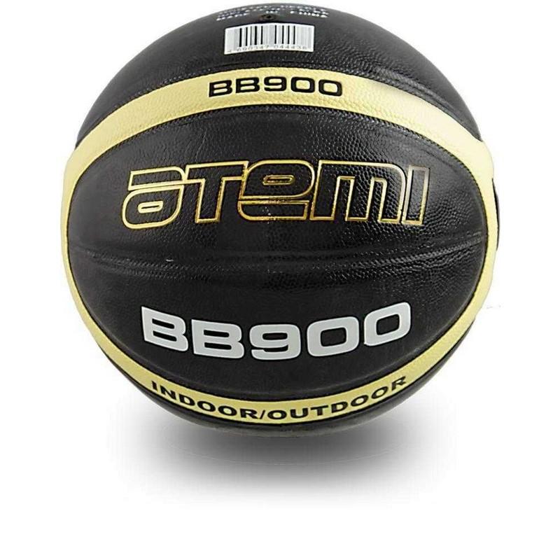 Баскетбольный мяч р.7 Atemi синтетическая кожа ПУ BB900