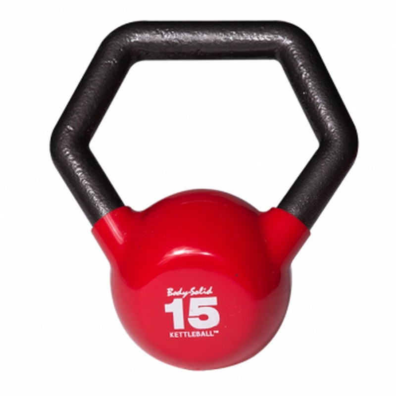 Гиря Body Solid KettleBall KBL15 6,8 кг