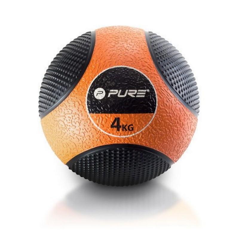 Медицинбол Pure2Improve Medicine Ball 4кг P2I201930