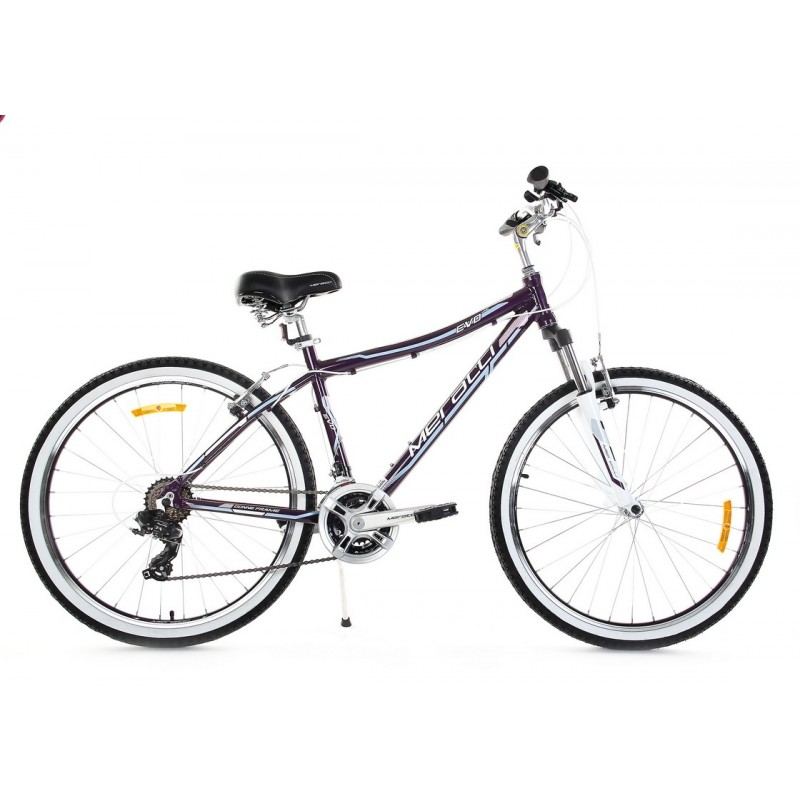 Велосипед Meratti Evo Uno Violet 21ск, (18,26 quot;) фиолетовый