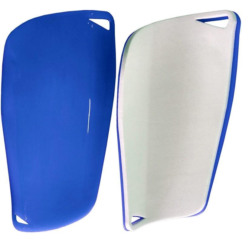 Щитки футбольные взрослые C33336-2 синие