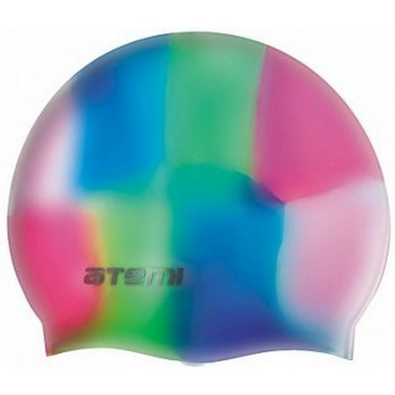 Шапочка для плавания из силикона Atemi МС205