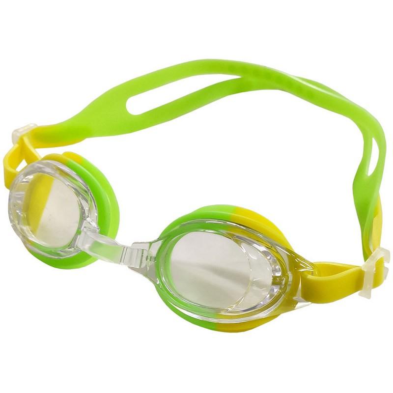 Очки для плавания детские B31571 (желто-зеленые)
