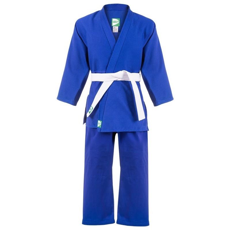 Кимоно дзюдо Green Hill MA-301, синий