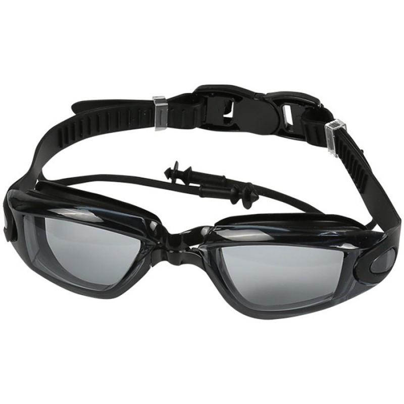 Очки для плавания взрослые B31569 (черные)