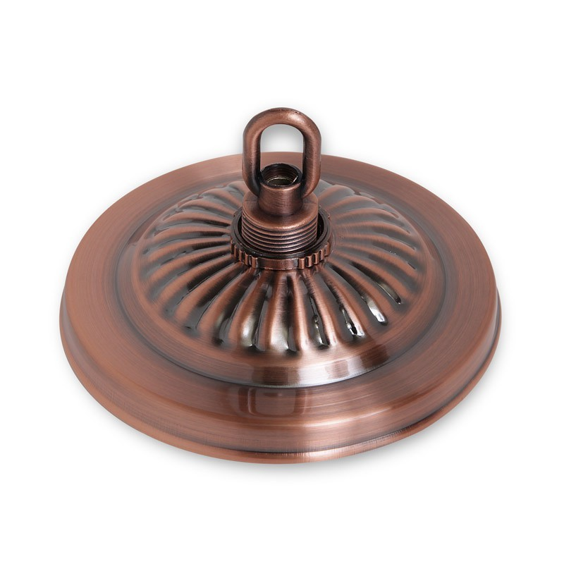 Потолочная чашка Red Bronze для светильников Alison, Crown