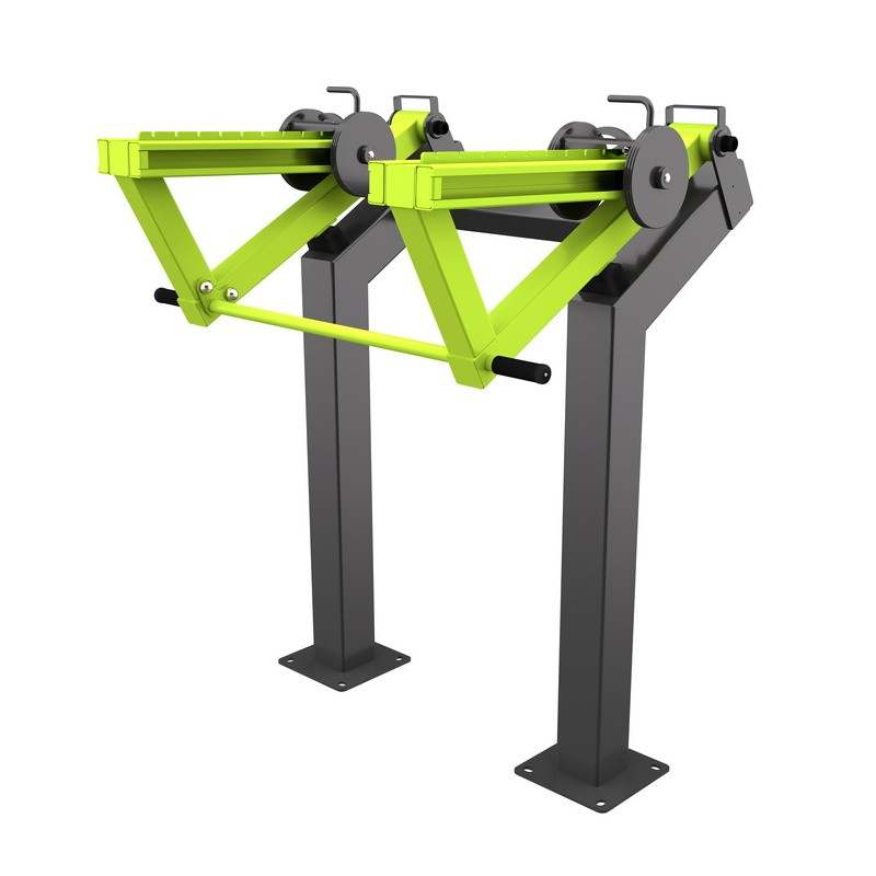 Тренажер Приседание с переменной нагрузкой ZSO RTRN-1804