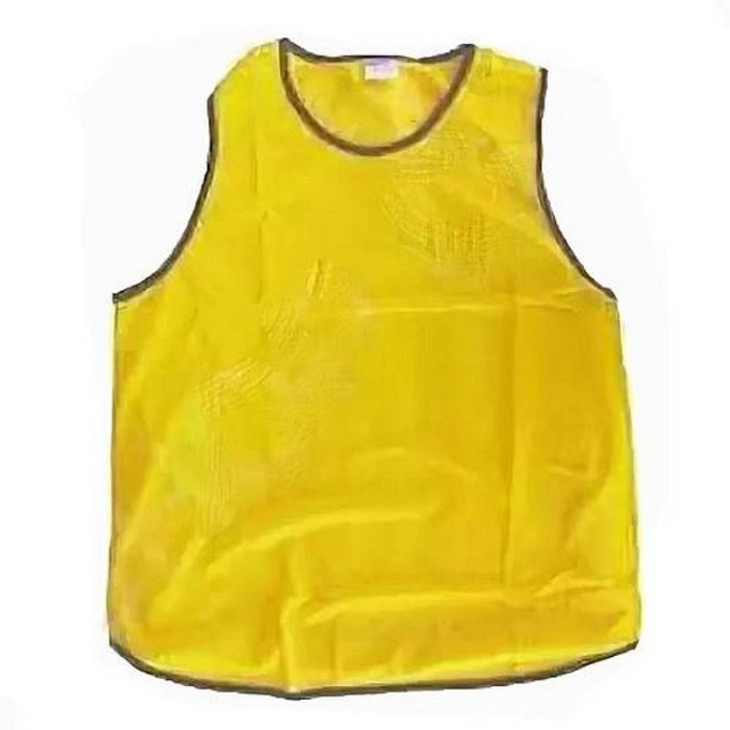 Манишка футбольная Atemi AFV-01, желт.
