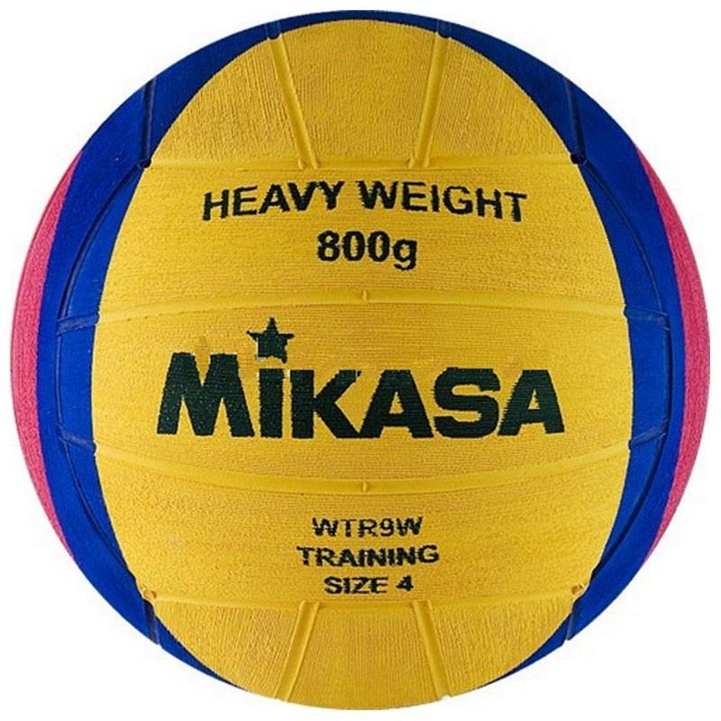 Мяч для водного поло тренировочный Mikasa WTR9W женский