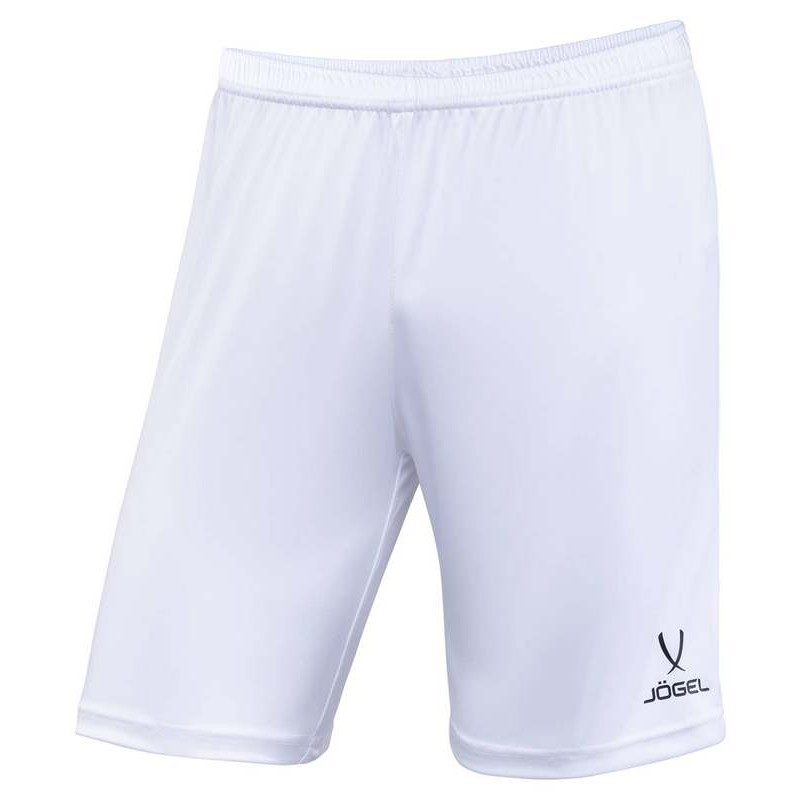 Шорты футбольные J?gel JFT-1120-018-K, белый/черный, детские