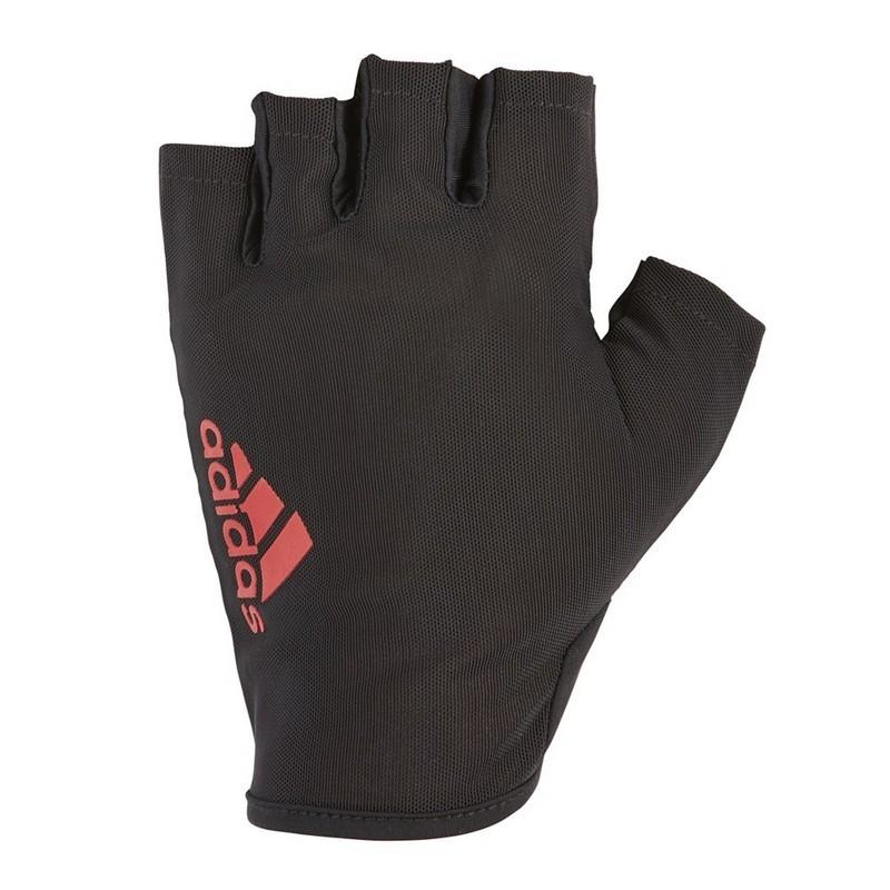 Женские перчатки для фитнеса Adidas ADGB-12513 Red