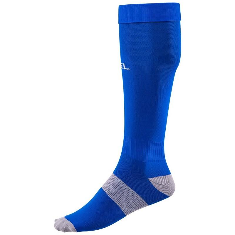 Гетры футбольные J?gel Essential JA-006, синий\серый